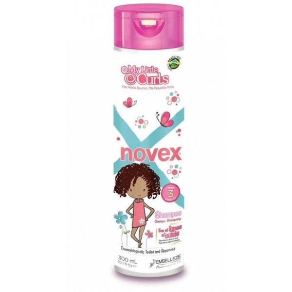 NOVEX Shampooing enfant pour boucles 300ml (Shampoo hidratante)