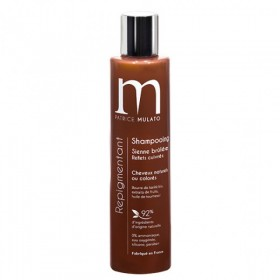 MULATO Shampooing repigmentant naturel SIENNE BRÛLÉE 200ml