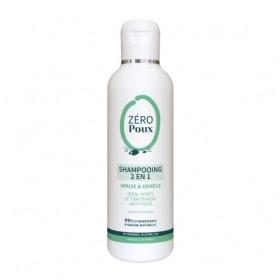 MULATO ZERO POUX Shampooing Anti-poux 200ml
