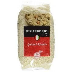 Riz Arborio spécial risotto 1kg
