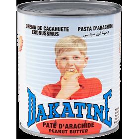 DAKATINE Peanut paste 425g