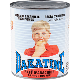 DAKATINE Pâte d'arachide 425g