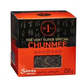 SAMIA Green Tea CHUNMEE N°1 250g