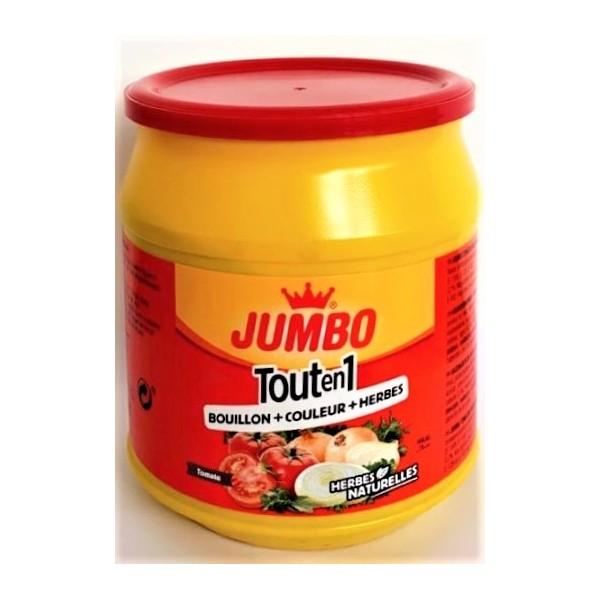 JUMBO Assaisonnement en poudre Tout en 1 TOMATE 500g