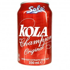 Soda KOLA CHAMPION 33cl