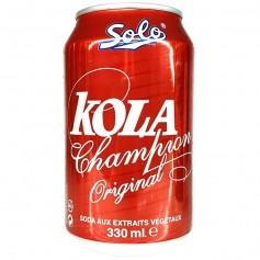 Soda KOLA CHAMPION 33cl