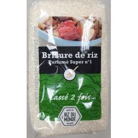 RIZ DU MONDE Brisure de riz parfumé cassé 2 fois 1kg