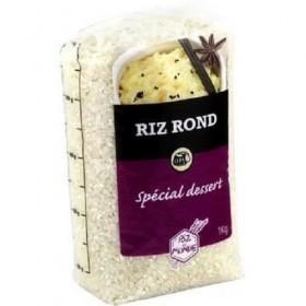 WORLD Rice Round Rice 1kg