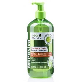 REAL NATURA Shampoing anti-chute 500ml (Pro keda forte)