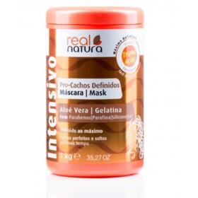 REAL NATURA Curl Definition Hair Mask 1Kg (Pro-cachos définidos)