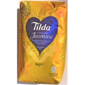 TILDA Riz au jasmin parfumé TILDA 1kg