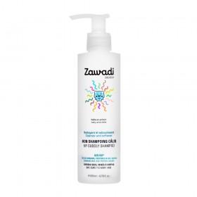 ZAWADI CARNAUBA Shampoo, RICE & SUGAR PROTEINS 200ml (CALIN)