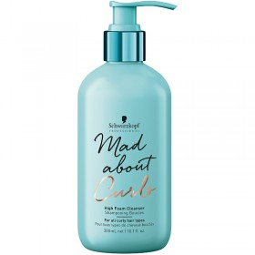 SCHWARZKOPF Shampoing pour boucles MAD ABOUT CURLS 300ml