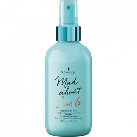 SCHWARZKOPF Lait boucles enrichi en huiles MAD ABOUT CURLS 200ml