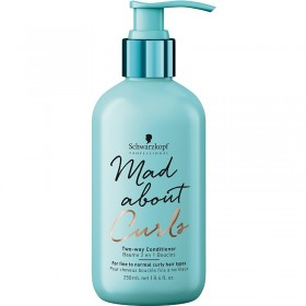 SCHWARZKOPF Baume 2 en 1 pour boucles MAD ABOUT CURLS 250ml