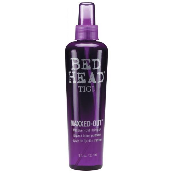 TIGI Spray de fixation forte Maxxed Out 236ml (Bedhead)