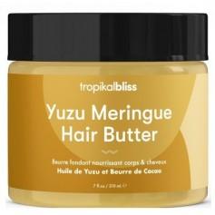 Beurre capillaire nourrissant YUZU & CACAO 200ml