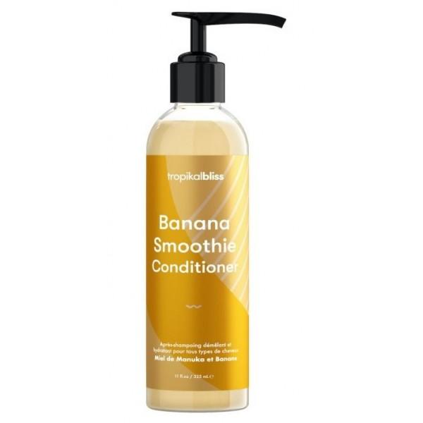 TROPIKALBLISS Après-shampooing hydratant MIEL & BANANE 300ml