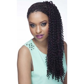 "CHERISH natte BOHEMIAN BRAID 20"" - SUPERBEAUTE.fr"