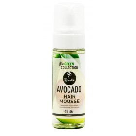 CURLS Mousse capillaire AVOCAT 236ml (The Green Collection)