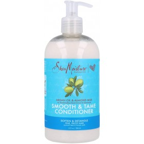 SHEA MOISTURE Après-shampooing ARGAN & AMANDE 384ml