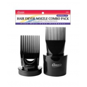 ANNIE 2 Hair dryer tips HAIR DRYER NOZZLE