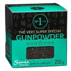 SAMIA Green Tea GUNPOWDER N°1 250g