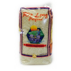 RICE OF THE WORLD Long fragrant rice 1kg