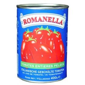 ROMABELLA Tomates entières pelées 400g