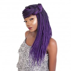 "SUPREME natte 3X BOX BRAID 18"" - SUPERBEAUTE.fr"