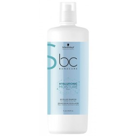 SCHWARZKOPF Shampoing micellaire hyaluronique Moisture Kick 1L (Bonacure)