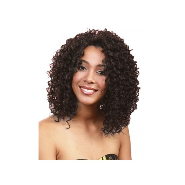 Bobbi Boss perruque MLF-19 CHOCOLATE (Lace Front)