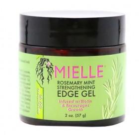 HONEY ORGANICS Rosemary/Peppermint Hair Styling Gel ROSEMARY MINT 57g (EDGE GEL)