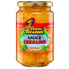 DAME BESSON Sauce créoline 320g