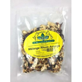 THE GOOD SPICES FROM MAURITIUS Rum Blend 100g