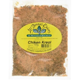 THE GOOD SPICES - Chiken kreol spices 100g