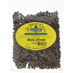 THE GOOD SPICES FROM MAURITIUS WHOLEWOOD Whole India Wood 100g