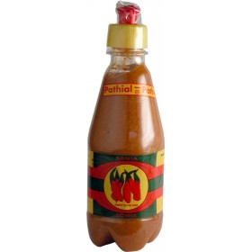 SONIA PATHIAL Sauce PIMENT EXTRA FORT 350g