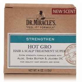 """Dr Miracle's """"HOT GRO"""" Growth Care Formula SUPER 113g"""