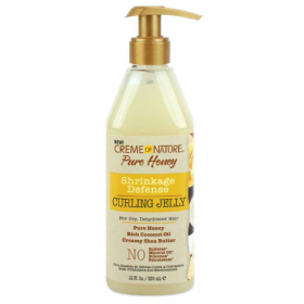 CREME OF NATURE Gelée définissante pour boucles PURE HONEY CURLING JELLY 355ml
