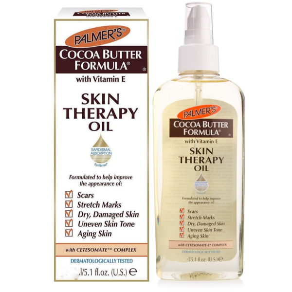 PALMER'S Huile soin réparatrice Beurre de cacao (Skin Therapy oil) 60ml