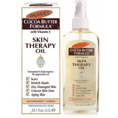 Huile soin réparatrice Beurre de cacao (Skin Therapy oil) 60ml