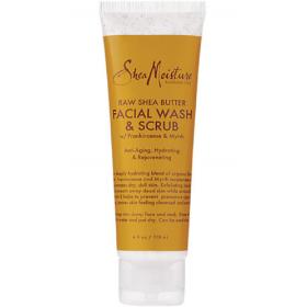 SHEA MOISTURE Crème pour le visage hydratante au beurre de karité 113g