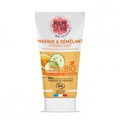 Masque et démêlant hydratant Bio MELON & CONCOMBRE 150ml