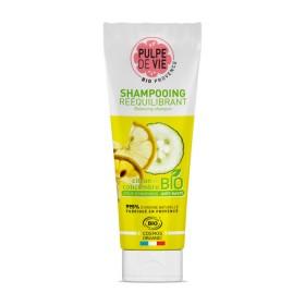 PULPE DE VIE Shampooing rééquilibrant CITRON & CONCOMBRE 250ml