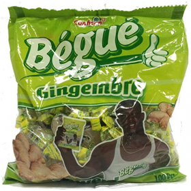 Ginger candy100pcs BEGGGS