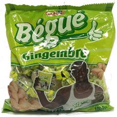 Bonbons GINGEMBRE 100pcs BÉGUÉ
