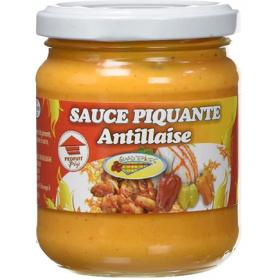 GUAD'ÉPICES Caribbean spicy sauce 200ml