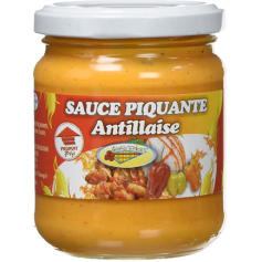 Sauce piquante antillaise GUAD'ÉPICES 200ml