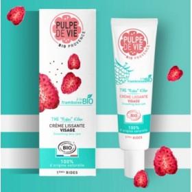 PULPE DE VIE Face smoothing cream RASPBERRY 40ml